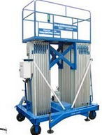 铝合金升降机的类型、特点及用途