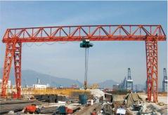 MH型3~10吨电动葫芦门式起重机